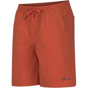 Marmot Allomare Pantalones cortos Hombre, picante